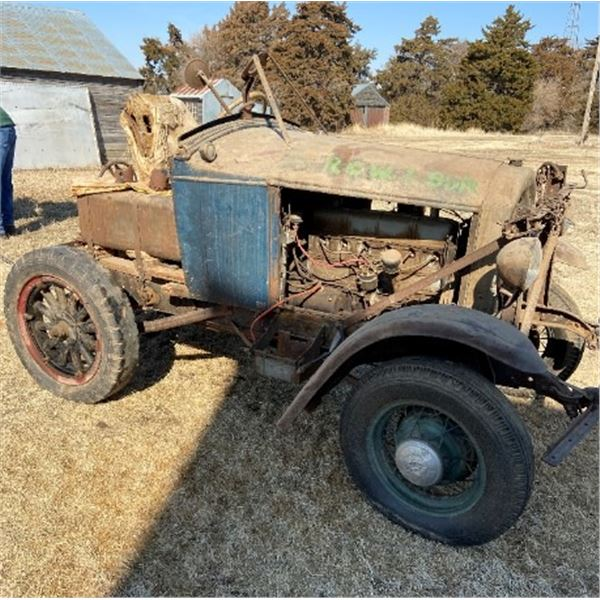 Doodlebug Tractor/Truck