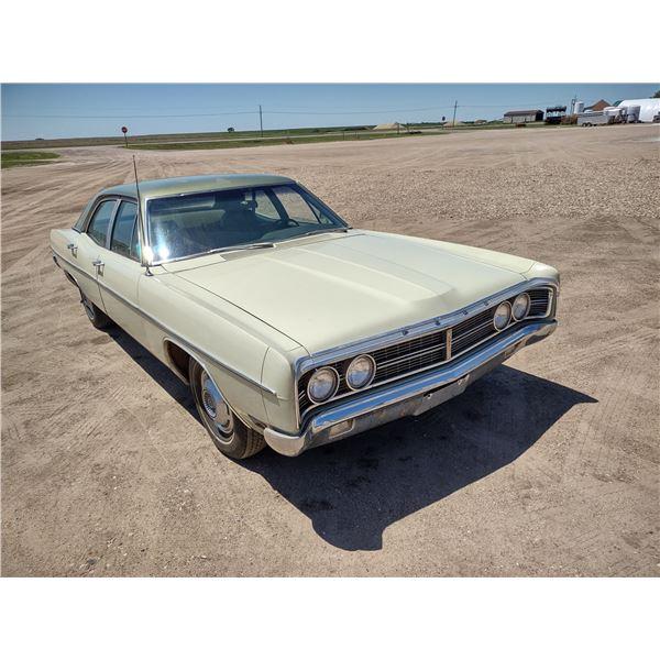 1970 Ford Galaxy