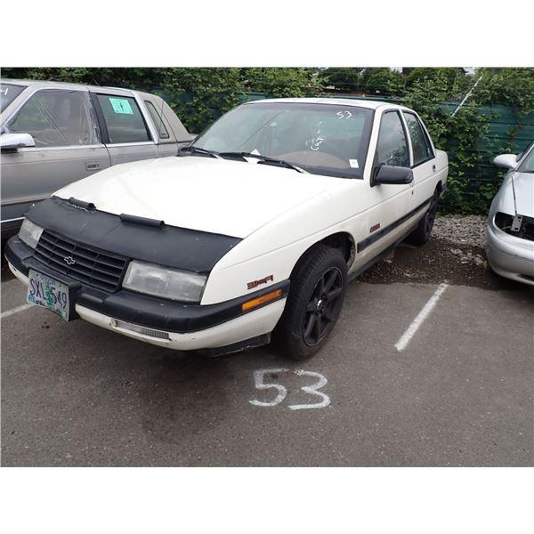 1991 Chevrolet Corsica