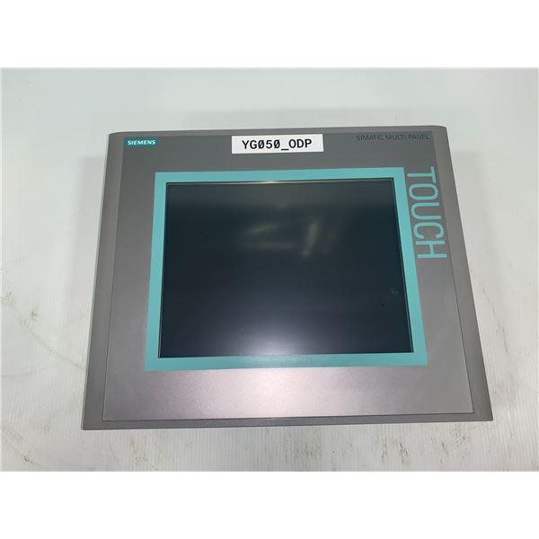 """Siemens 6AV6 643-0CD01-1AX1 MP277 10"""" Touch"""
