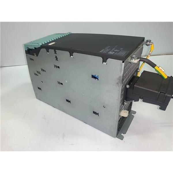 Siemens 6SL3120-1TE24-5AA3 Single Motor Module