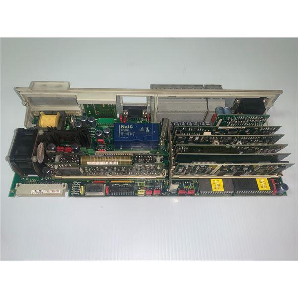 Siemens 6SN1121-0BA12-0AA0 Circuit Board Module