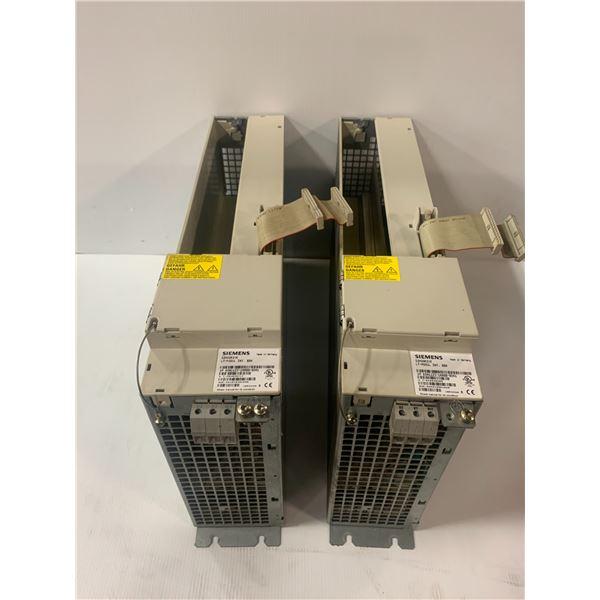 (2) Siemens 1P 6SN1123-1AA00-0DA1 Simodrive