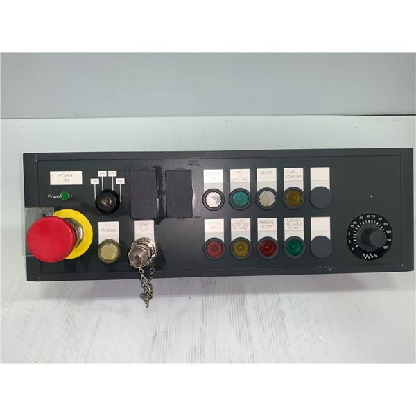 Siemens 6FC5203-0AF25-1AA0 Control Panel