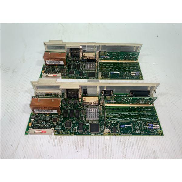 (2) Siemens 1P 6SN1118-0DJ21-0AA0 Circuit Board Module