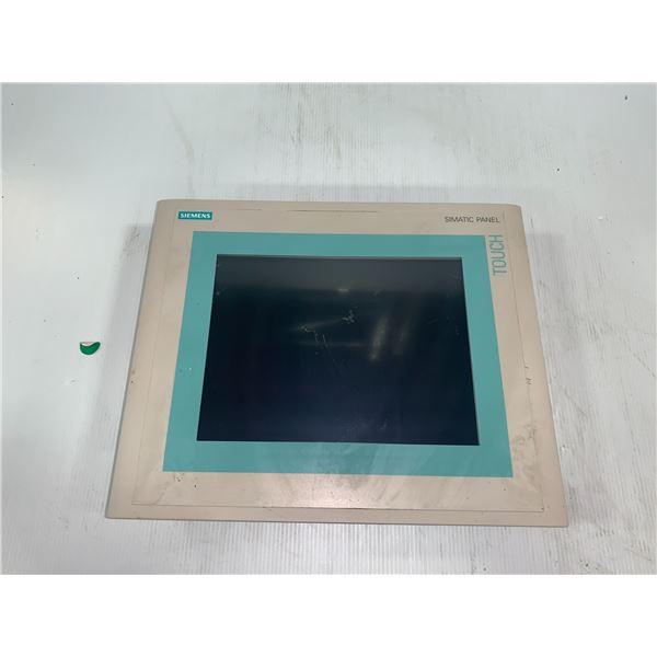 Siemens 1P 6AV6 545-0CC10-0AX0 Panel TP270 Touch