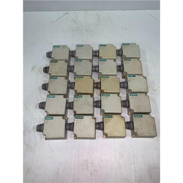 (20) - Siemens - 6GT2001-0BA00 MOBYI-SLG42 Antenna Modules
