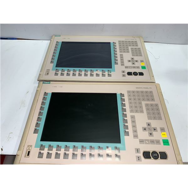 (2) Siemens 1P S T-R42001897 Panelsystem 6EQ1132-2EA11-0BA0