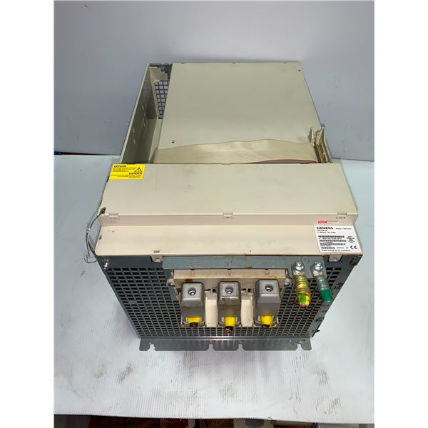 Siemens 1P 6SN1123-1AA01-0FA1 Simodrive