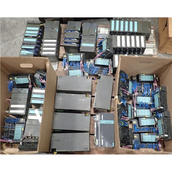 Lot of Siemens Modules, Power Supplies & Misc