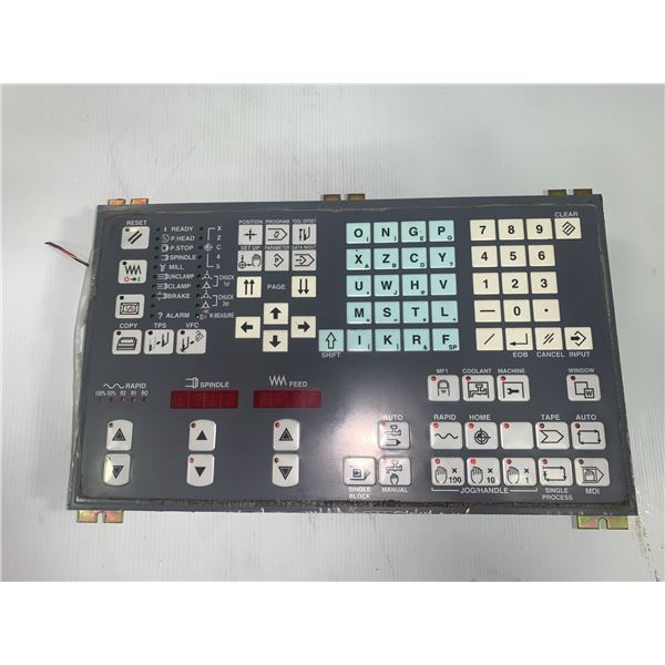 Mitsubishi BN634A564G52 Control Panel