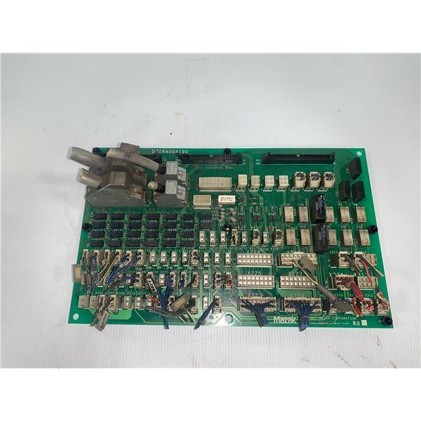 Mitsubishi D70RA004190 Relay-PCB