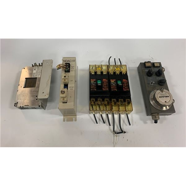 Lot of 4 Misc. Electrical Parts