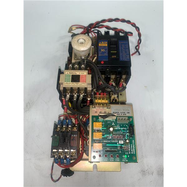 Mitsubishi ADU40A B3354 Electrical Unit