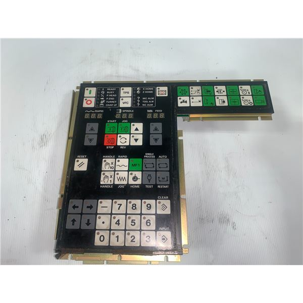 Mitsubishi FX709C BN624A626G5IA Control Panel