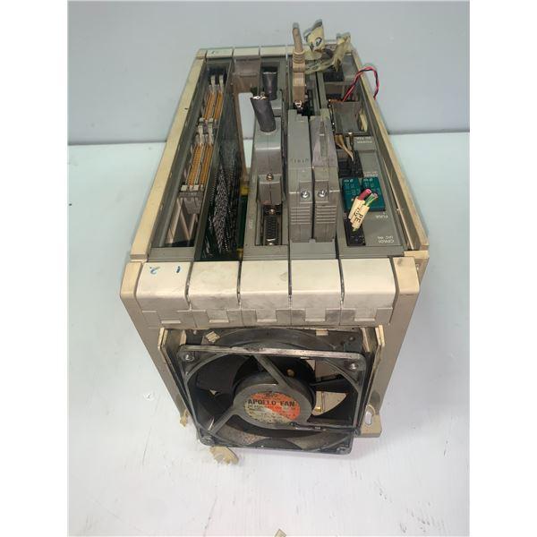 Mitsubishi 5-Slot Rack W/ Modules