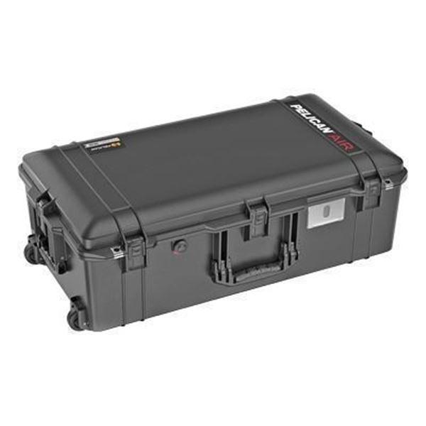 PELICAN 1615 AIR CASE WL/WF BLACK