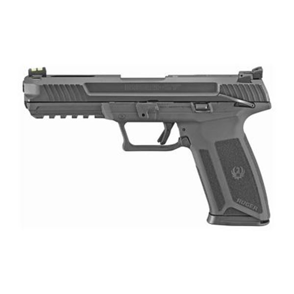 """RUGER-57 5.7X28MM BLK 20RD 4.94"""" MTS"""