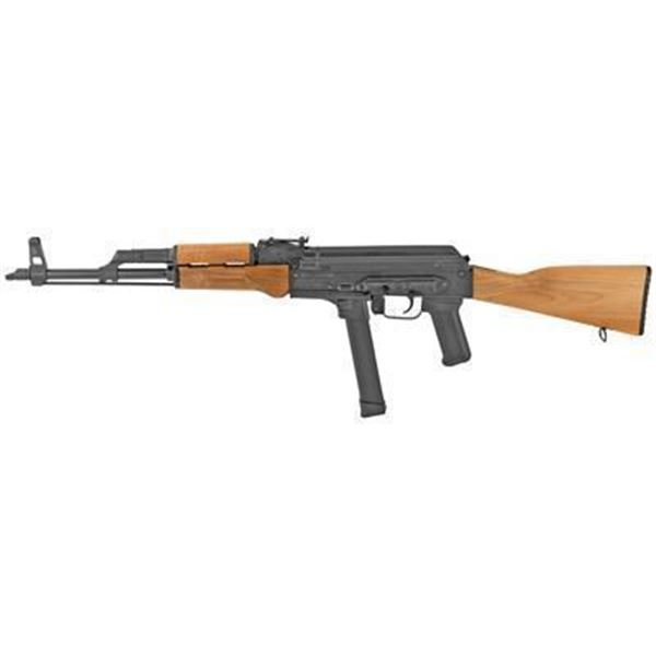 """CENT ARMS WASR-M 9MM 16.25"""" 33RD BLK"""
