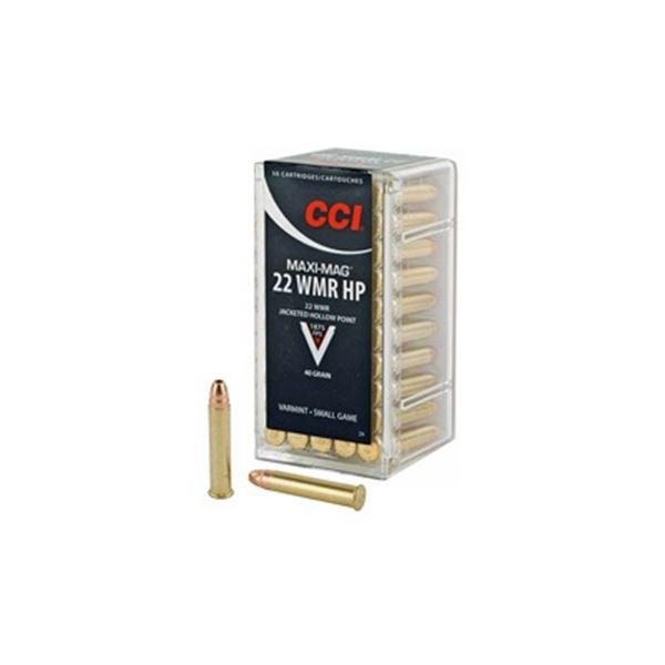 CCI MAXI-MAG 22WMR HP 50/2000