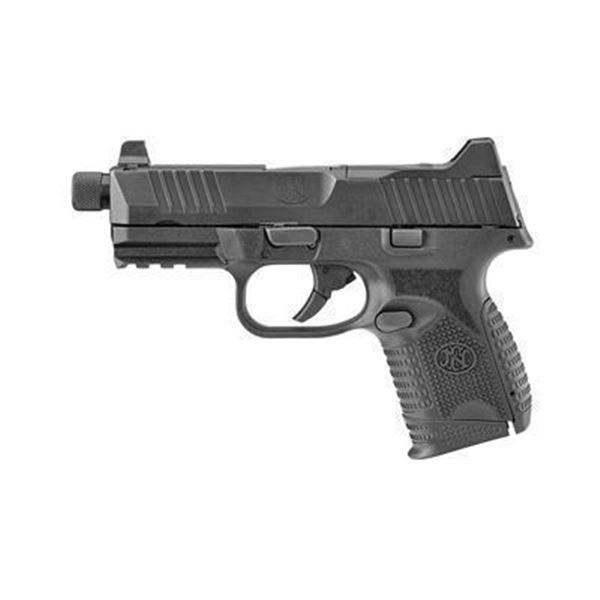 FN 509C TACTICAL BLK 12/24RD
