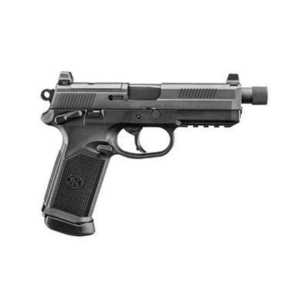 FN FNX-45 TACT 45ACP 15RD BLK NS MS