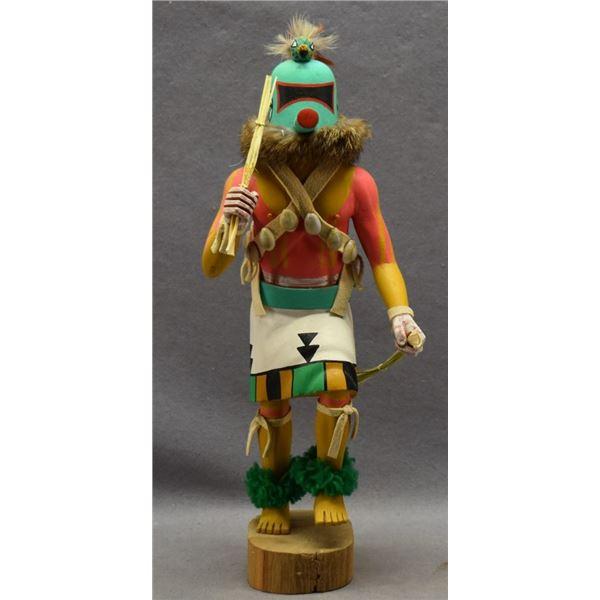 HOPI INDIAN KACHINA (EARL YOWYTEWA)