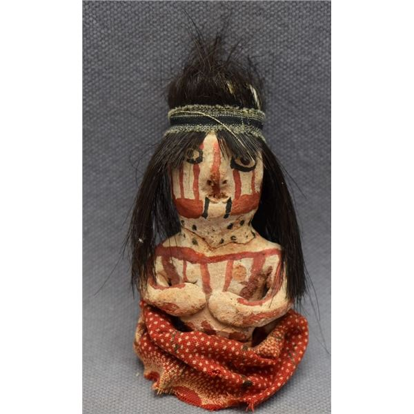 MOJAVE INDIAN POTTERY DOLL