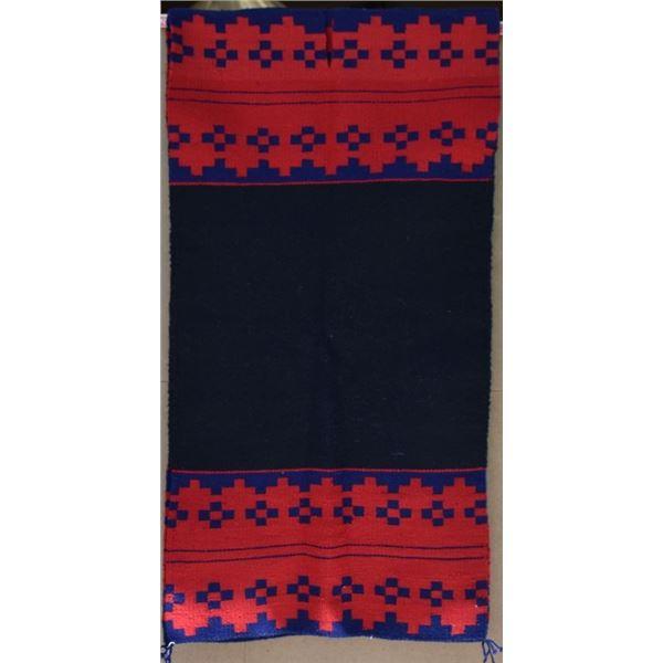NAVAJO INDIAN TEXTILE DRESS