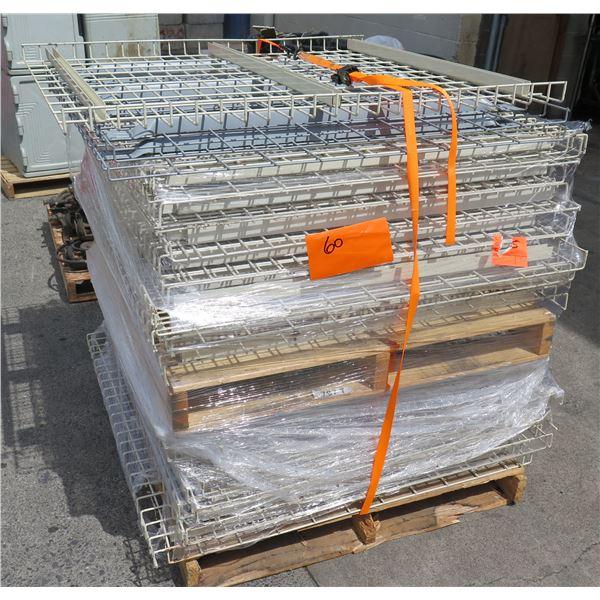Grates for Pallet Racks