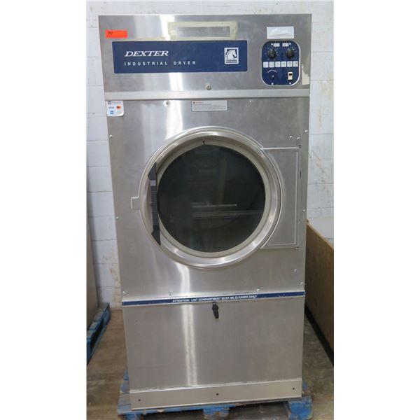 Milnor Industrial Garment Washing Machine