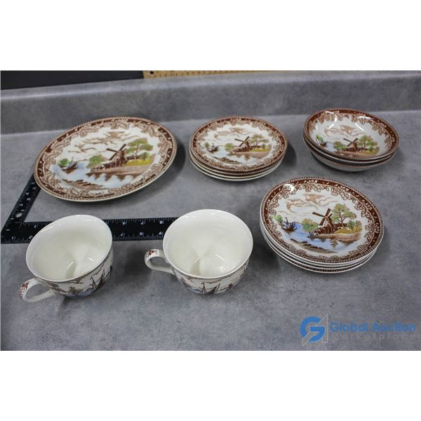 Made in Japan Dishes