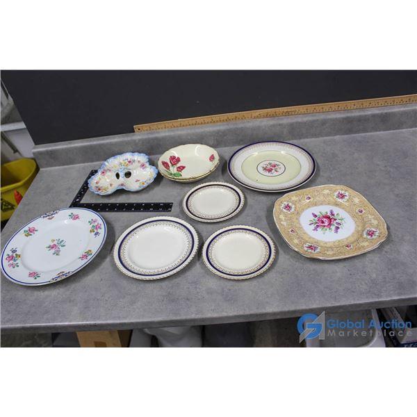 Assorted China - Royal Albert, Royal Swan, Johnson Bros