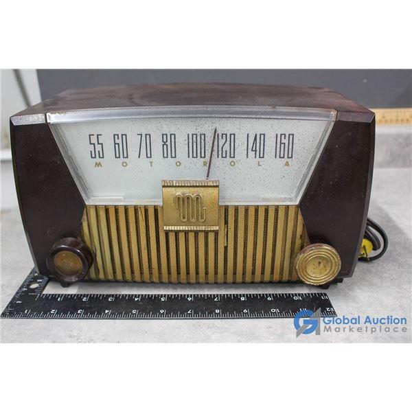 Motorola Radio - Plastic Shell - Model ML-62X