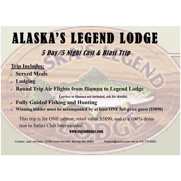 Alaska Duck Hunt and Fishing Trip