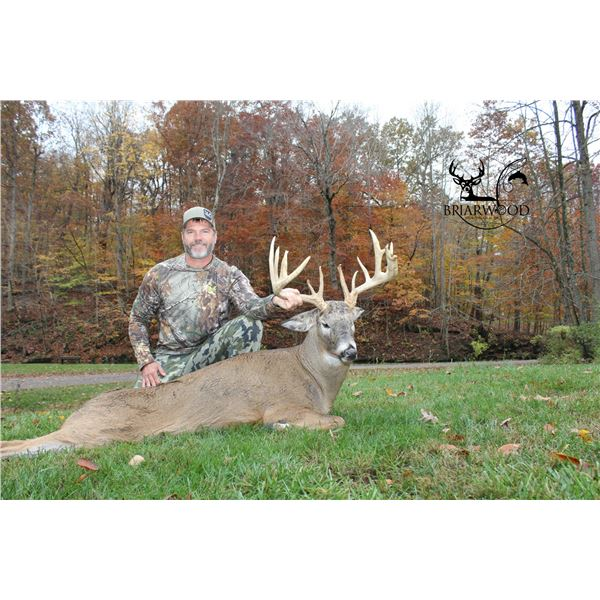White-tailed Deer Hunt with Briarwood Sporting Club