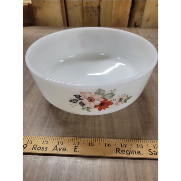 3.5 quart Fireking bowl