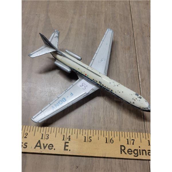 Vintage metal Air France dinky Supertoy 997