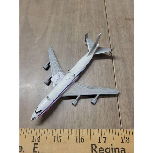 Vintage metal NASA 905 shuttle carrier