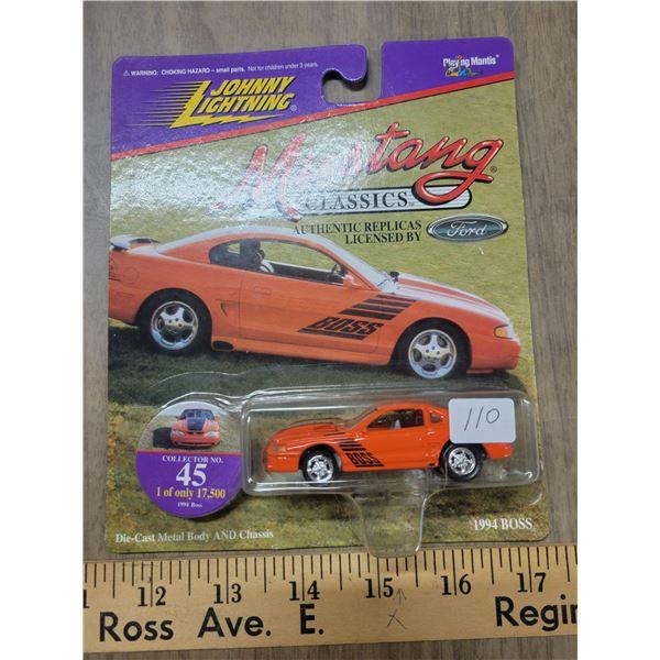Johnny Lightning 1 of 17500 LE 1994 Bass