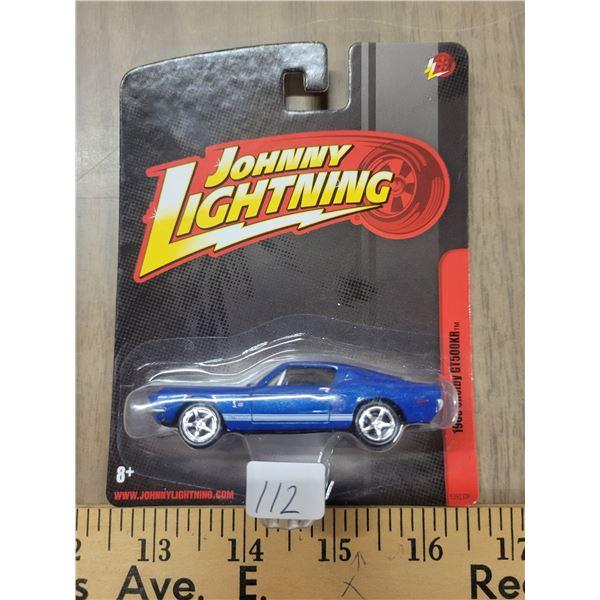 Johnny Lightning 1968 Shelby