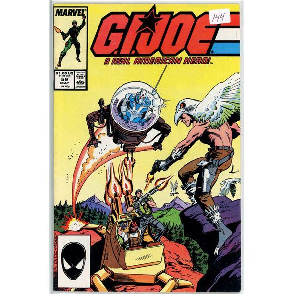May '87 G.I. Joe - A real American Hero