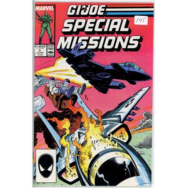 June '87 G.I. Joe - special missions