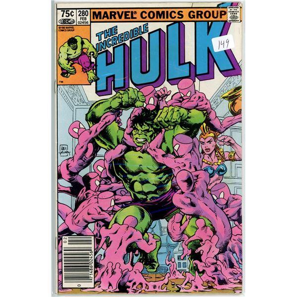 Feb '83 The Incredible Hulk