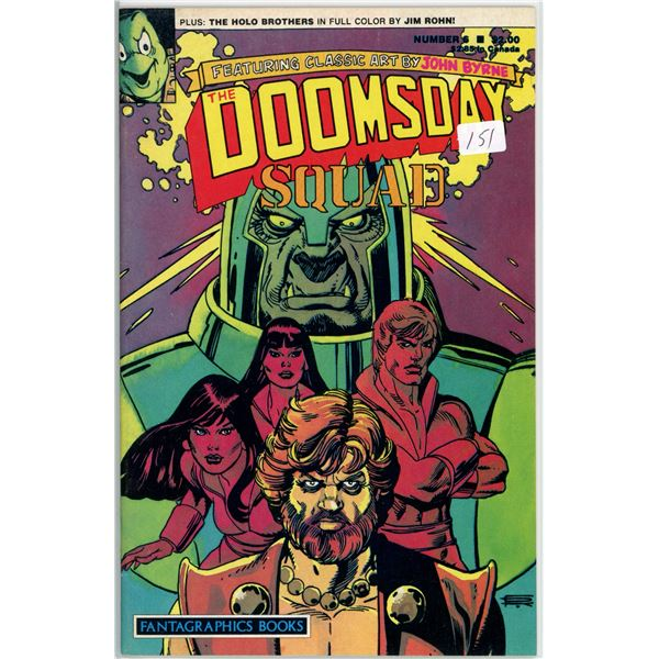 Nov '87 The Doomsday Squad