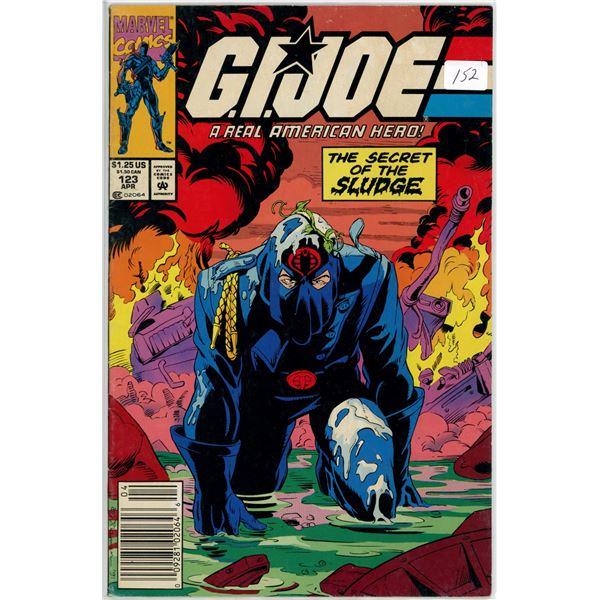 Apr. '92 G.I. Joe - The secret of the sludge