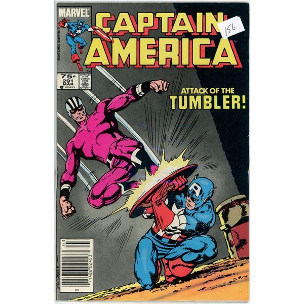 Mar. '84 Captain America
