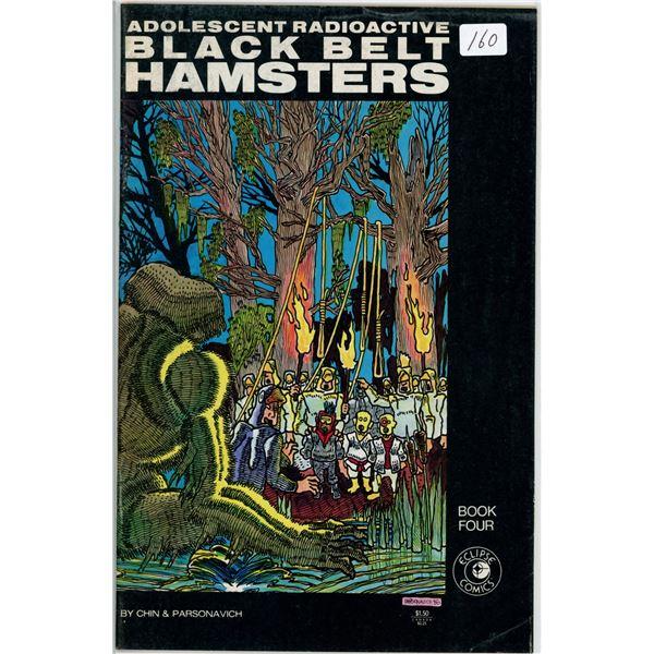 86 Black Belt Hamsters