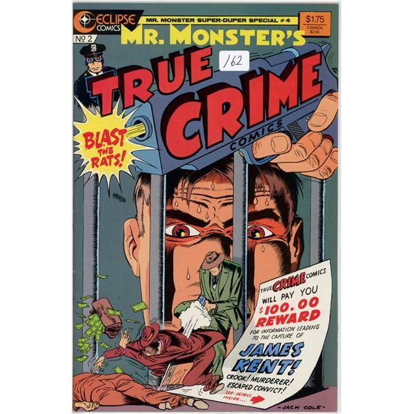1980's Mr. Monster's true crime