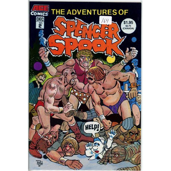 1980's Spencer Spook